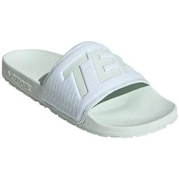 Boty Ženy pantofle adidas Originals Terrex Adilatte Bílé