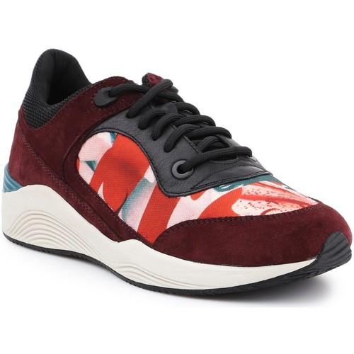 Boty Ženy Nízké tenisky Geox D Omaya C D540SC-0AN22-C7V7J Multicolor