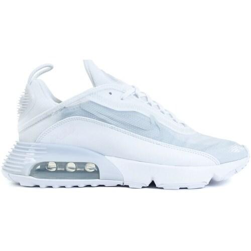 Boty Muži Nízké tenisky Nike Air Max 2090 Bílé, Šedé