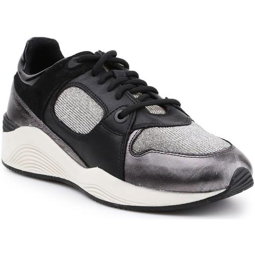 Boty Ženy Nízké tenisky Geox D Omaya A D540SA-085EW-C9B1G black, silver