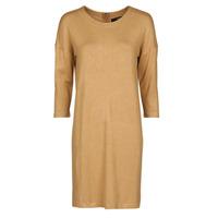 Textil Ženy Krátké šaty Vero Moda VMGLORY Velbloudí hnědá