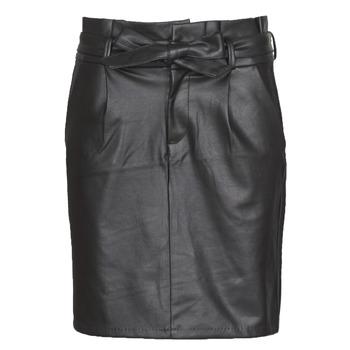 Textil Ženy Sukně Vero Moda VMEVA Černá