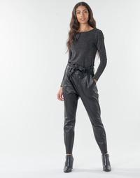 Textil Ženy Mrkváče Vero Moda VMEVA Černá