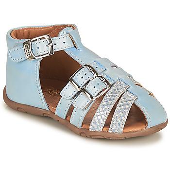 Boty Dívčí Sandály GBB RIVIERA Modrá