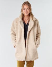 Textil Ženy Kabáty Only ONLAURELIA Béžová