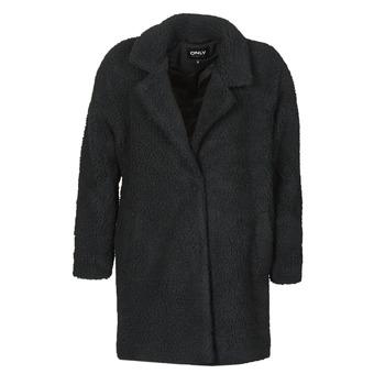 Textil Ženy Kabáty Only ONLAURELIA Černá