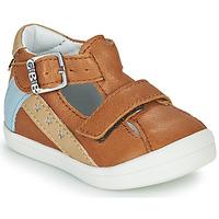 Boty Chlapecké Sandály GBB BERNOU Zlatohnědá