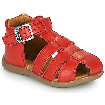 Boty Chlapecké Sandály GBB FARIGOU Červená