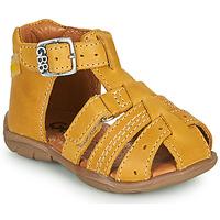 Boty Chlapecké Sandály GBB ARIGO Žlutá