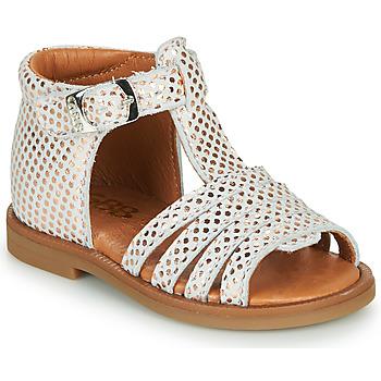Boty Dívčí Sandály GBB ATECA Růžová