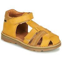 Boty Chlapecké Sandály GBB MITRI Oranžová