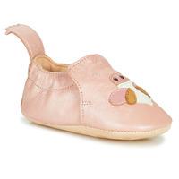 Boty Dívčí Papuče Easy Peasy BLUMOO ABEILLE Růžová