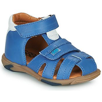 Boty Chlapecké Sandály GBB NUVIO Modrá