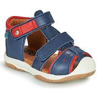 Boty Chlapecké Sandály GBB EUZAK Modrá