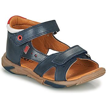 Boty Chlapecké Sandály GBB OBELO Modrá