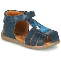 Boty Chlapecké Sandály GBB IROKO Modrá