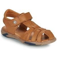 Boty Chlapecké Sandály GBB LUCA Hnědá