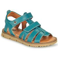 Boty Chlapecké Sandály GBB JULIO Modrá