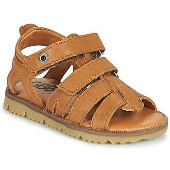 Boty Chlapecké Sandály GBB JULIO Hnědá