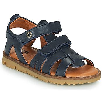 Boty Chlapecké Sandály GBB JULIO Tmavě modrá