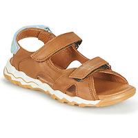 Boty Chlapecké Sandály GBB DIMOU Hnědá