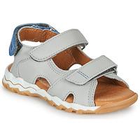 Boty Chlapecké Sandály GBB DIMOU Šedá
