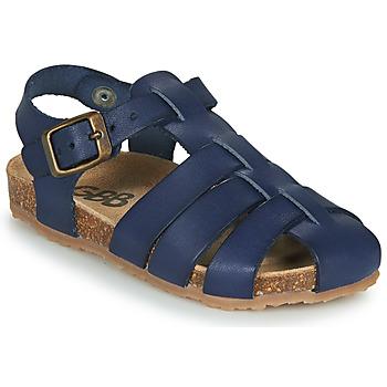 Boty Chlapecké Sandály GBB COQUI Modrá