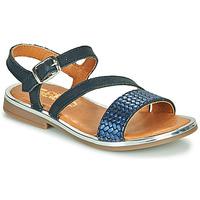 Boty Dívčí Sandály GBB FANA Modrá