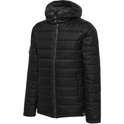 Textil Děti Prošívané bundy Hummel Parka enfant   North Quilted noir/gris anthracite