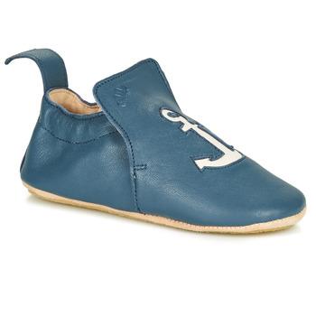 Boty Děti Papuče Easy Peasy BLUBLU ANCRE Modrá