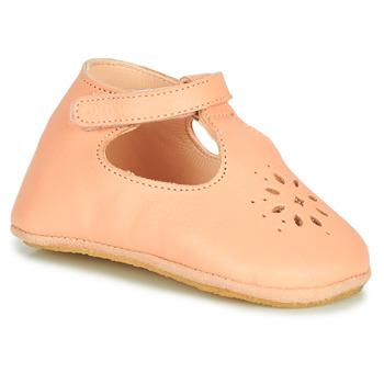 Boty Děti Papuče Easy Peasy LILLYP Růžová