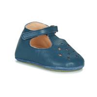 Boty Děti Papuče Easy Peasy LILLOP Modrá