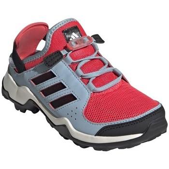 Boty Děti Pohorky adidas Originals Terrex Hydroterra Červené,Modré