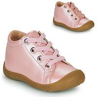 Boty Děti Kotníkové tenisky Little Mary GOOD Růžová