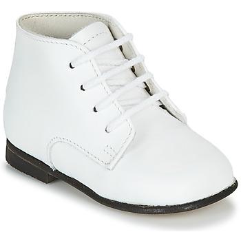 Boty Děti Kotníkové boty Little Mary FL Bílá