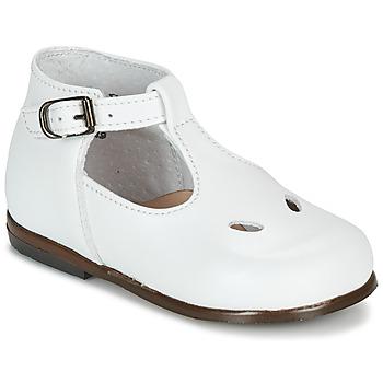 Boty Chlapecké Sandály Little Mary MAX Bílá