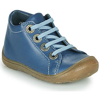 Boty Děti Kotníkové tenisky Little Mary GOOD ! Modrá
