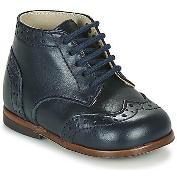 Boty Chlapecké Kotníkové boty Little Mary LORD Modrá
