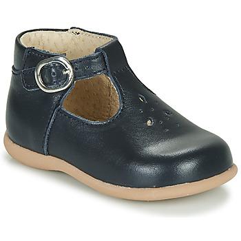 Boty Děti Sandály Little Mary LOUP Tmavě modrá