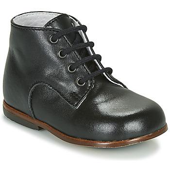 Boty Děti Kotníkové boty Little Mary MILOTO Černá