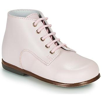 Boty Děti Kotníkové boty Little Mary MILOTO Růžová