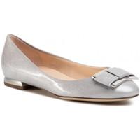 Boty Ženy Baleríny  Högl Stříbrné baleríny Harmony Silver