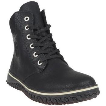 Boty Ženy Kotníkové boty Rieker Řecko Virage Boots Black