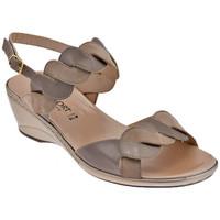 Boty Ženy Sandály Confort  Béžová