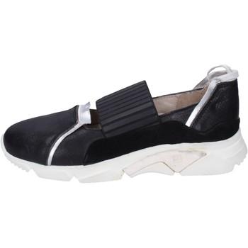 Boty Ženy Street boty Moma BK123 Černá