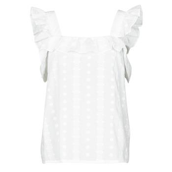 Textil Ženy Halenky / Blůzy Betty London OOPSA Bílá