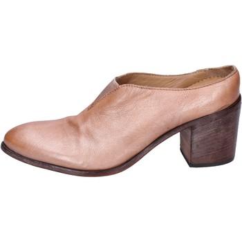 Boty Ženy Lodičky Moma Kotníkové Boty BK164 Růžový