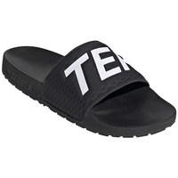 Boty Muži pantofle adidas Originals Terrex Adilatte Černé