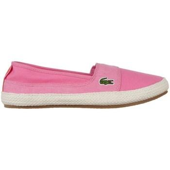 Boty Ženy Street boty Lacoste Marice 218 1 Caw Růžové
