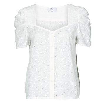 Textil Ženy Halenky / Blůzy Betty London OOPSO Bílá